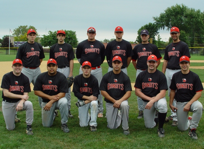 2009 fall river bandits team