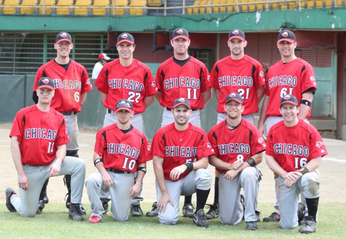 2009 puerto rico team photo
