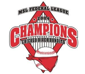2004 federal champions logo