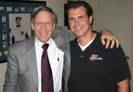 2006 bud selig michael schweda meeting