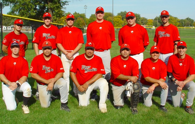 2008 fall team group photo