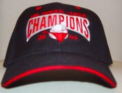 2004 river bandits championship cap