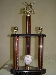 2002 NABA Championship Trophy