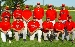 2008 fall team group photo
