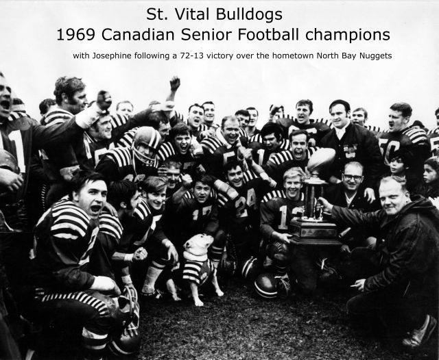 1969 Bulldogs