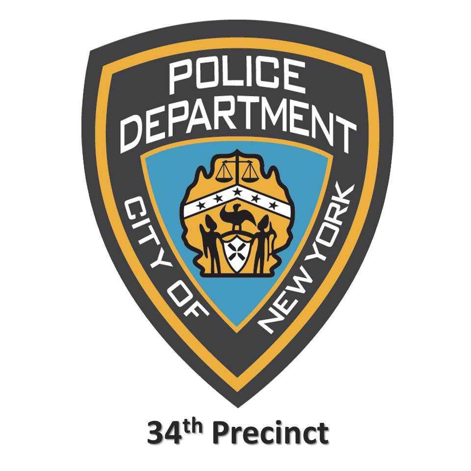NYPD 34th Precinct