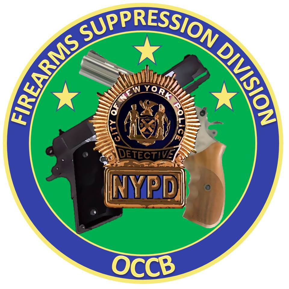 NYPD Firearms Suppression Division