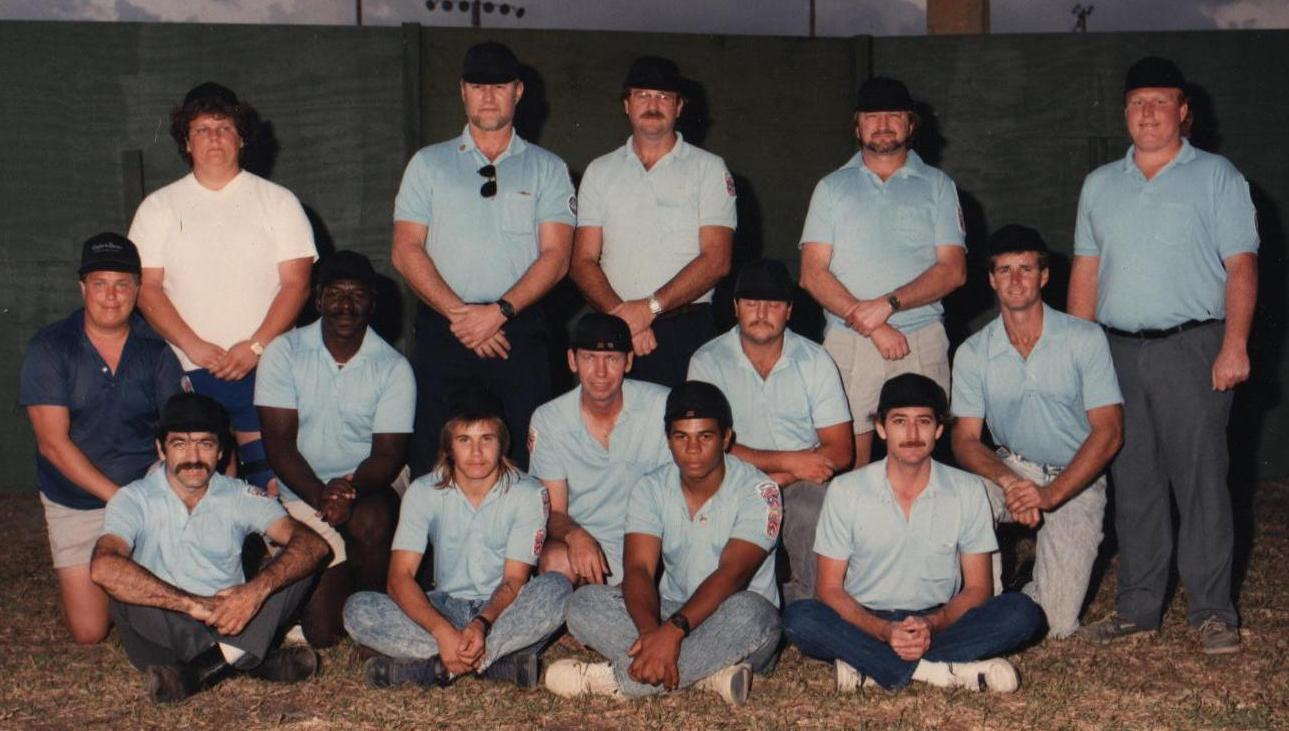 1990 Southern Umpires