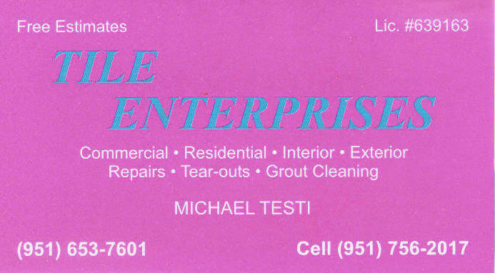 Tile Enterprises