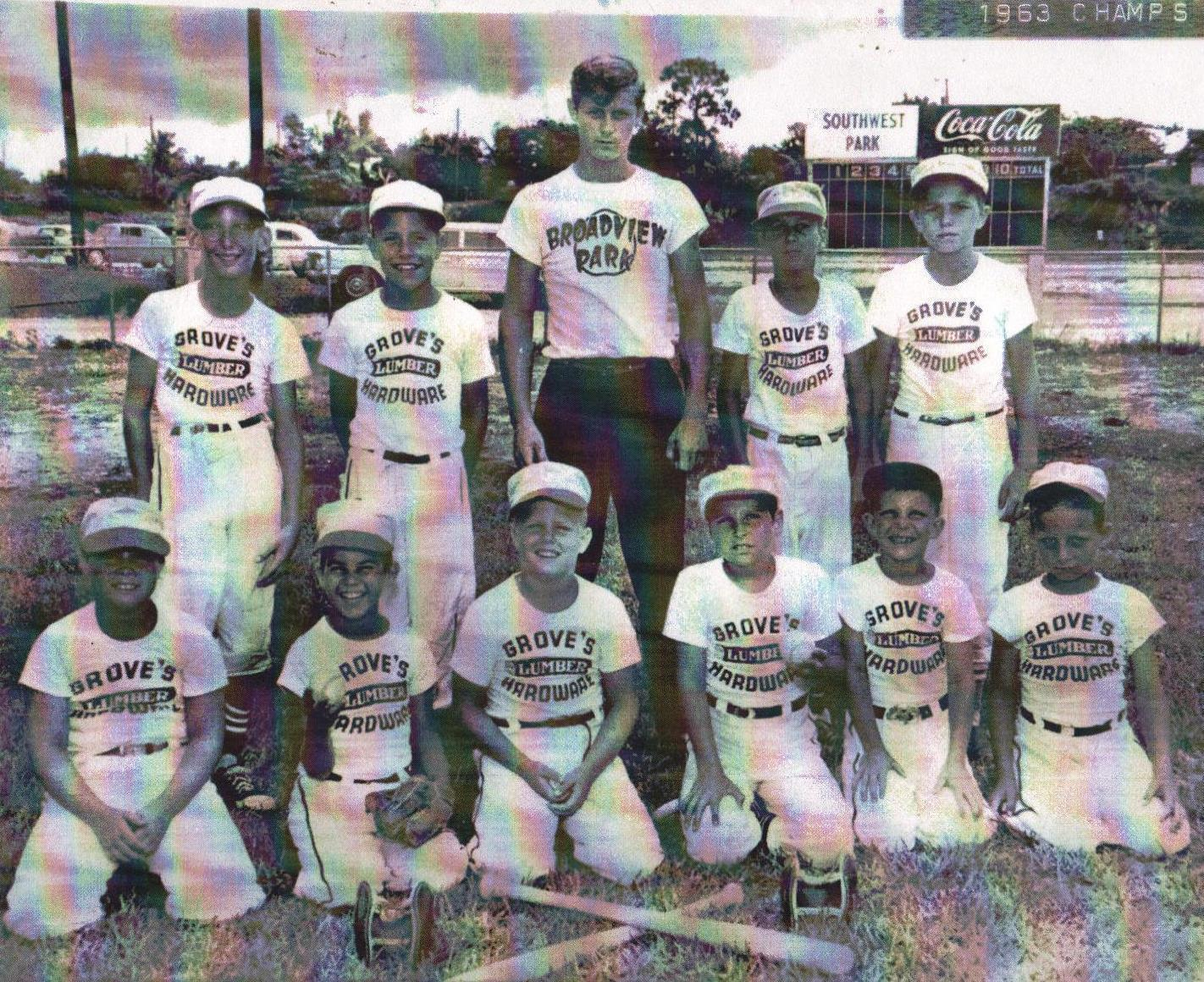 1963 Broadview Champs