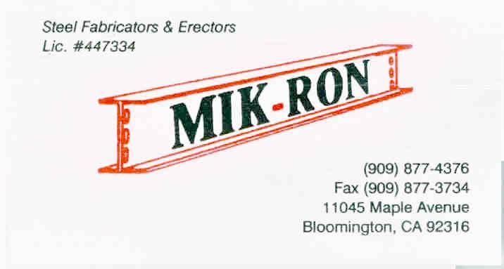 Mik-Ron