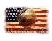 USA Baseball Flag