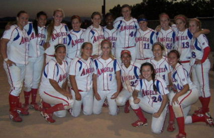 Angels Team Nationals 2009