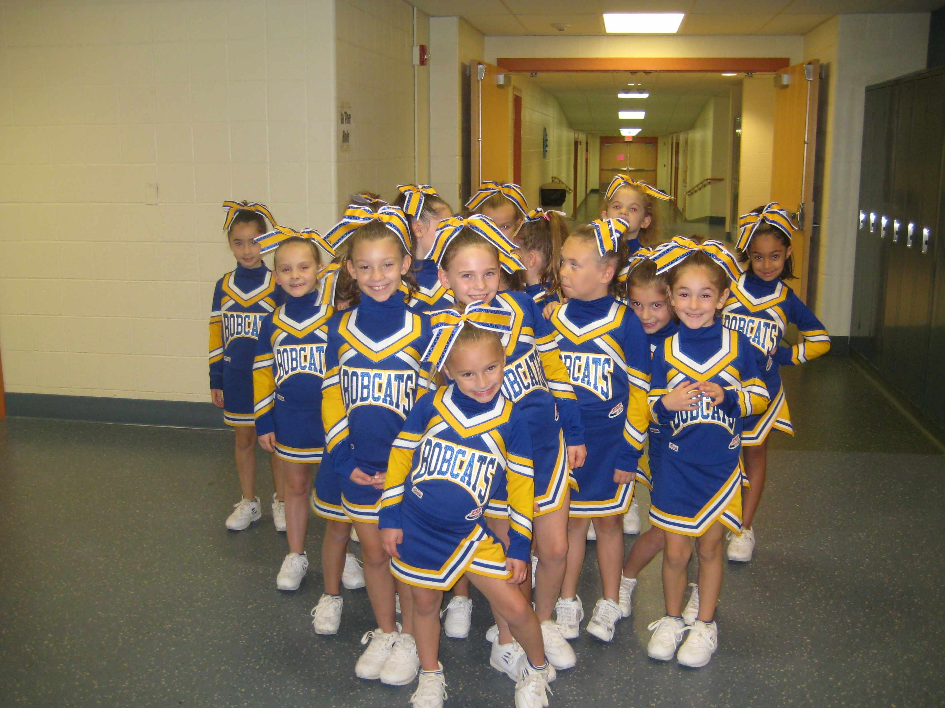 2011 Mitey Mite Cheerleaders 3