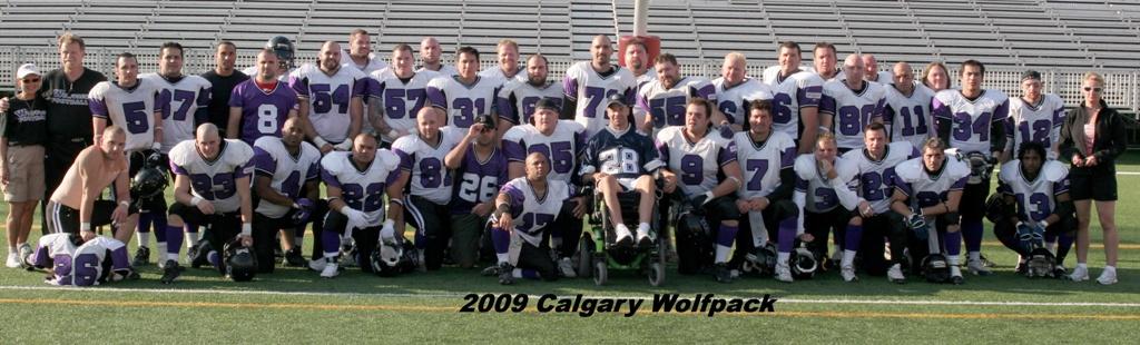 2009 Team Photo