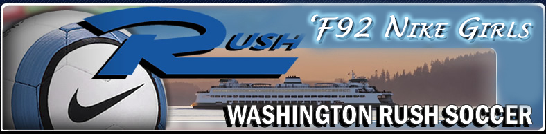 Washington Rush F92 Nike