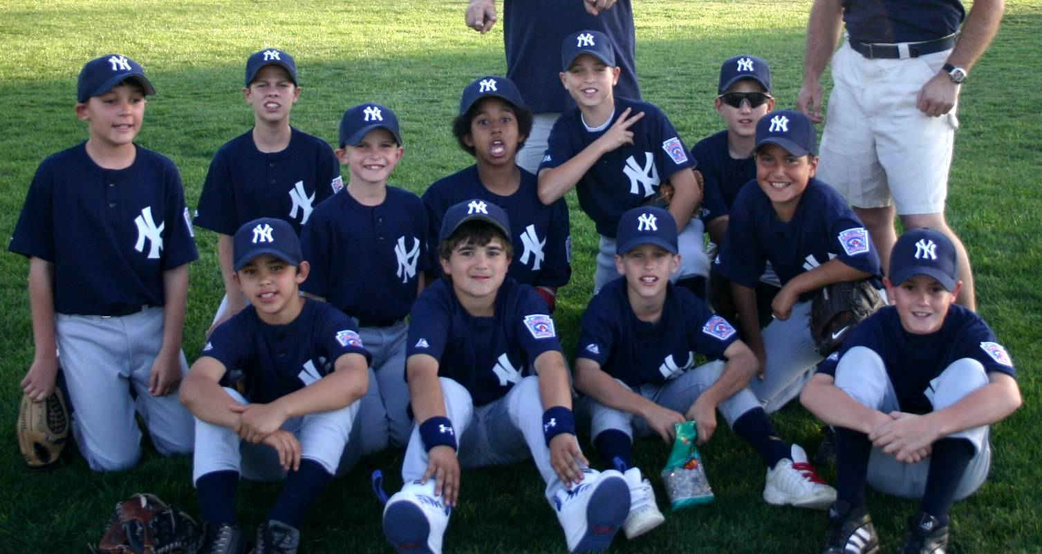 Pantano LL - Majors Giants