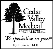 Cedar Valley Med Red