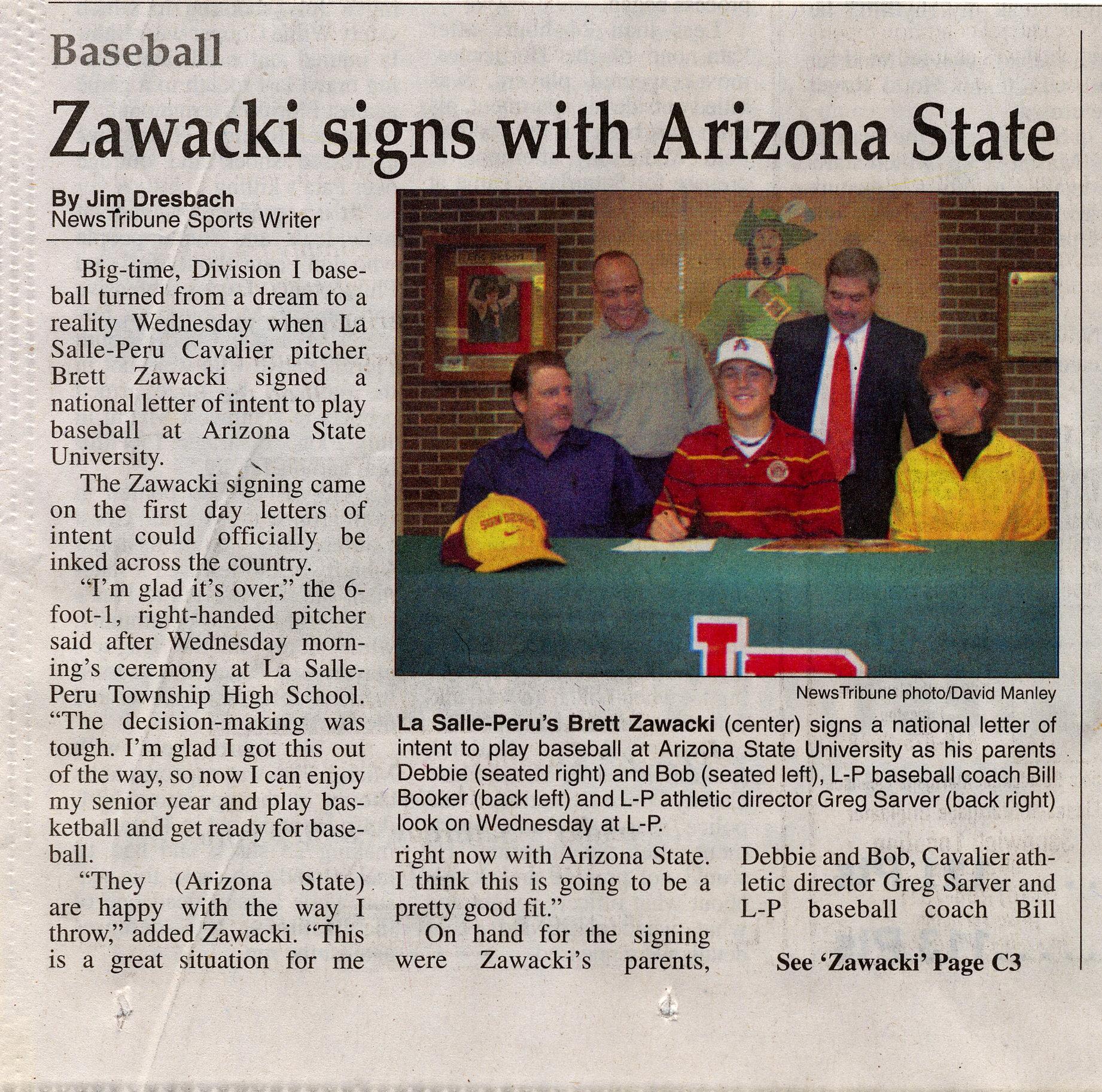 Zawacki Signs