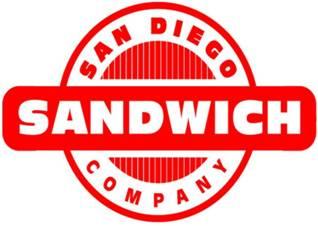 San Diego Sandwich Logo 1