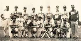 1964 WS team on field