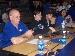 staff v seniors score table