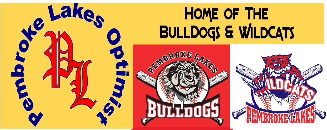 Pembroke Lakes Optimist, Home of the Bull Dogs & WildCats