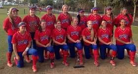 glory gold 3rd 2013 PGF Naitonals