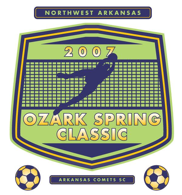 Ozark Spring Classic Logo 2007