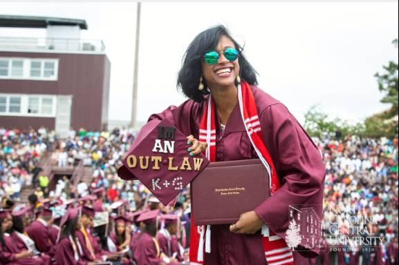 Janie's Graduation pic