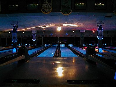 Rudy's Lanes
