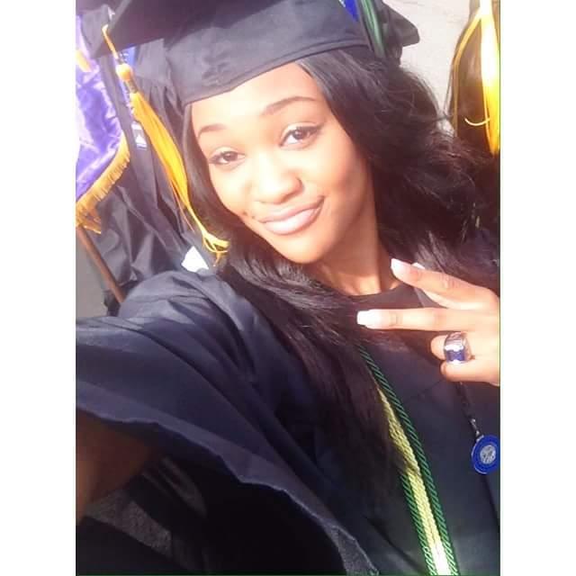 Brielle's Graduation pic
