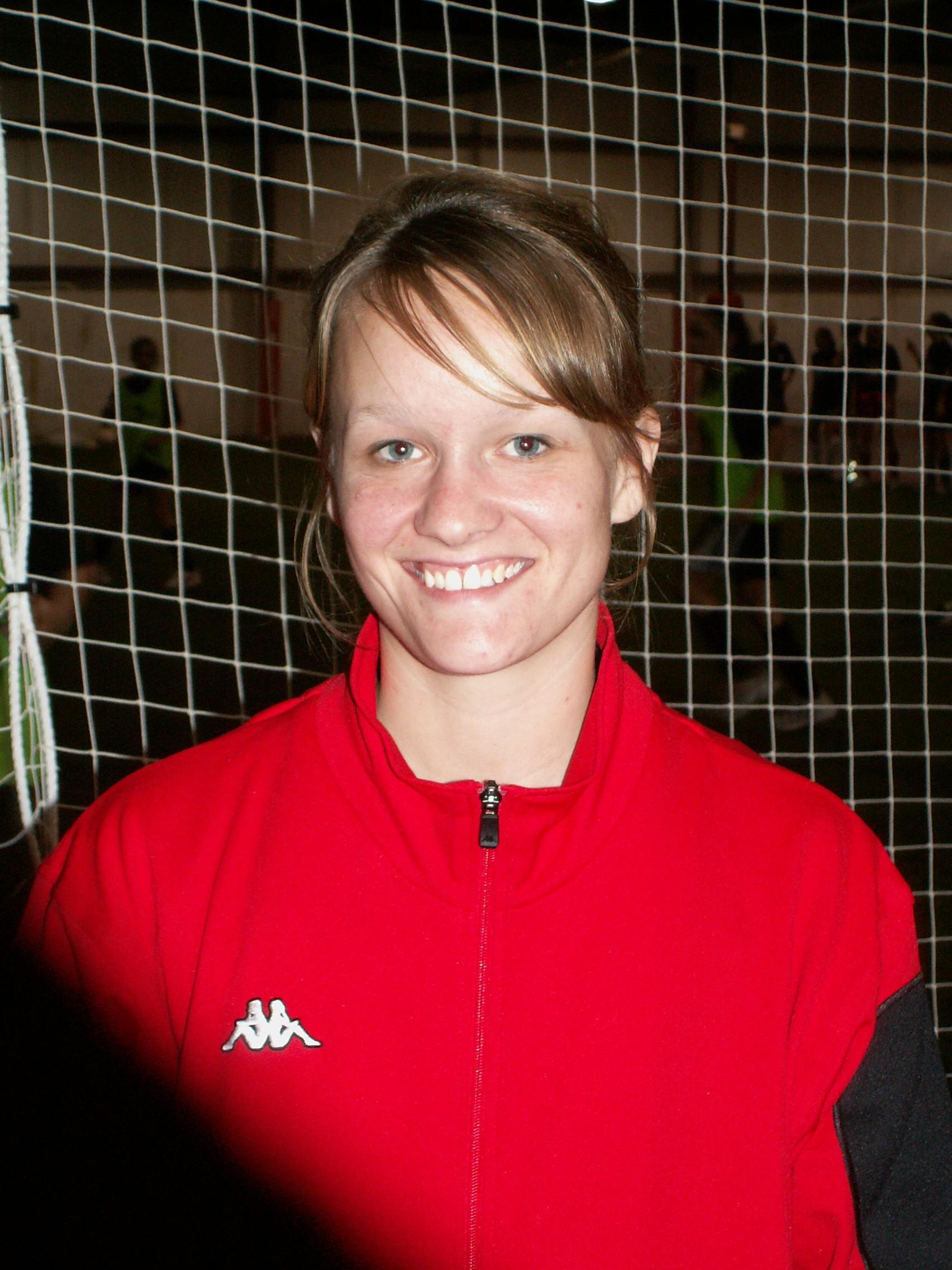 Coach Claire