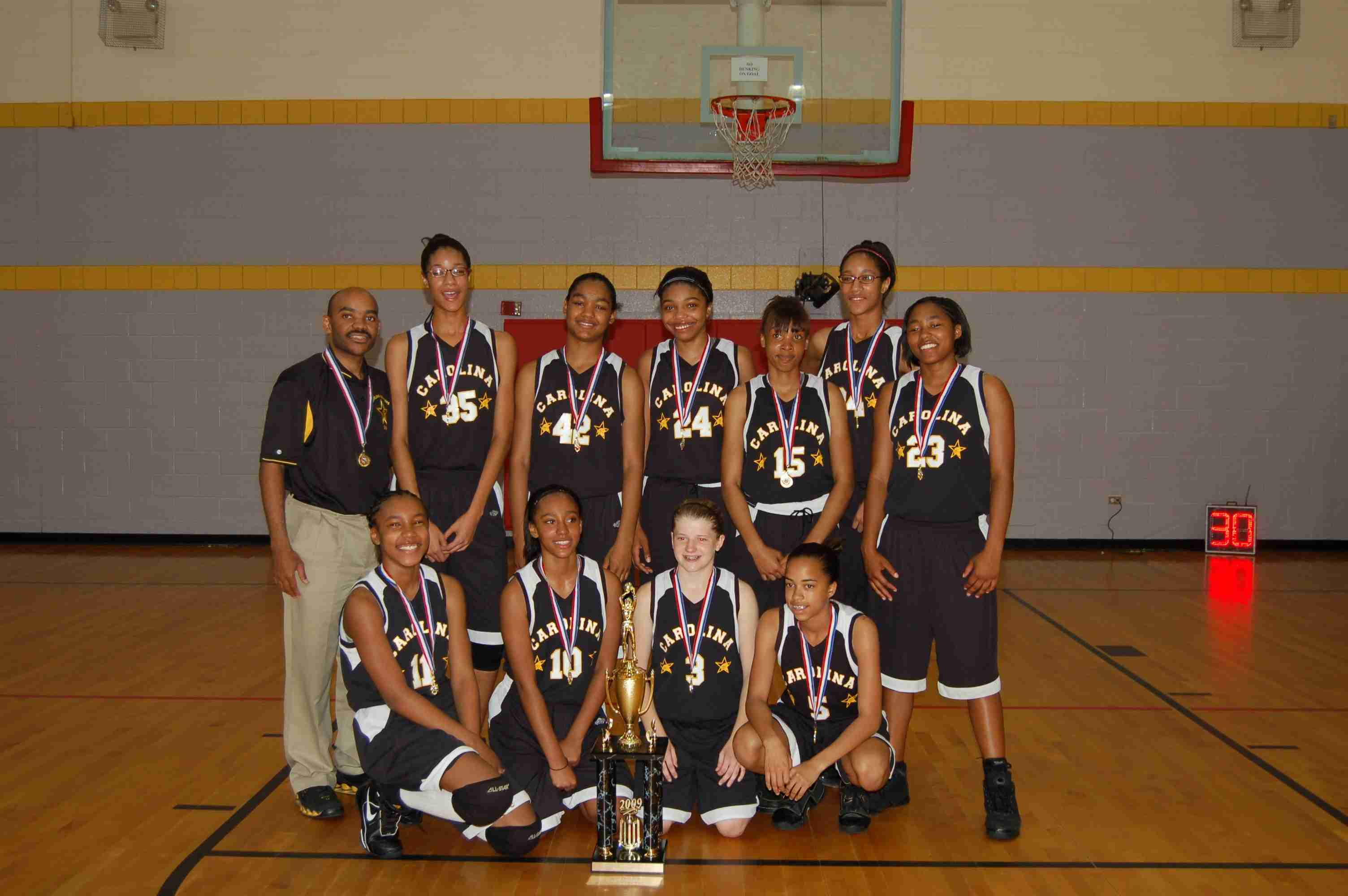 Carolina All-Stars 13U State Champions