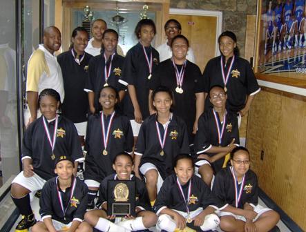 2009 NC AAU STATE CHAMPIONS