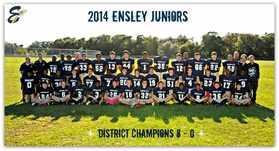 2014 Ensley Juniors