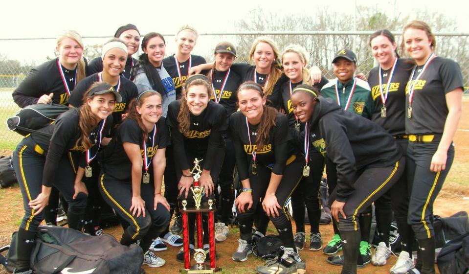 Atlanta Vipers 18U Gold: My Site News