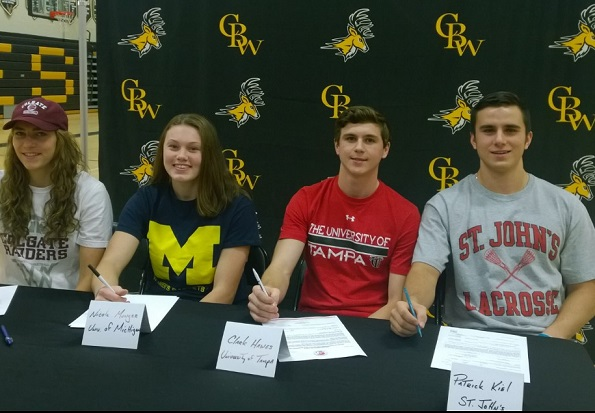 NLI Signing Day 2