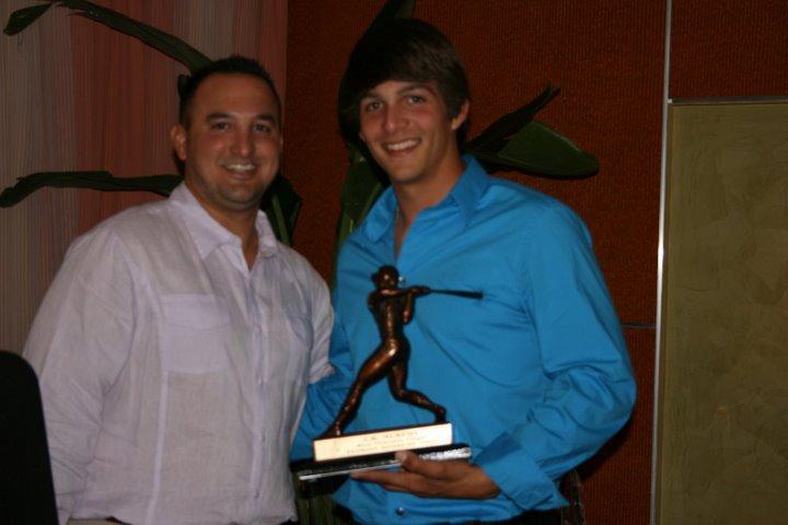 JR Murphy MVP 2008