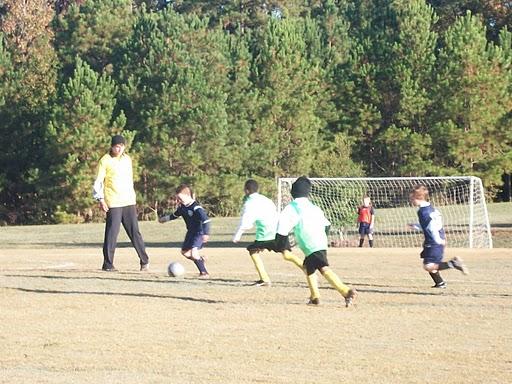Jaguar Soccer Fall 2010 1
