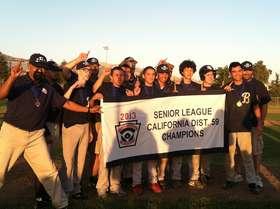 2013 Senior Champions