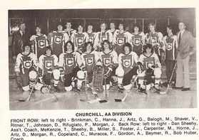 1976 Pa State AAA Finalists Churchill