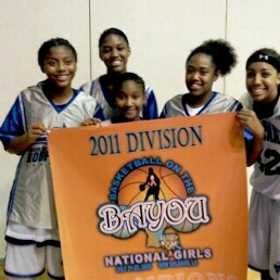 Hoopstar Silver Champs Bayou