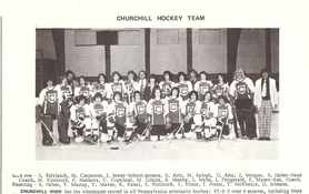1975 Pa State Finalists Churchill