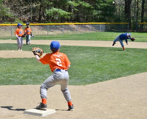 2016 Mets in the Field