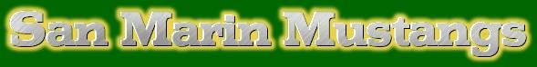 San Marin Mustangs Baseball