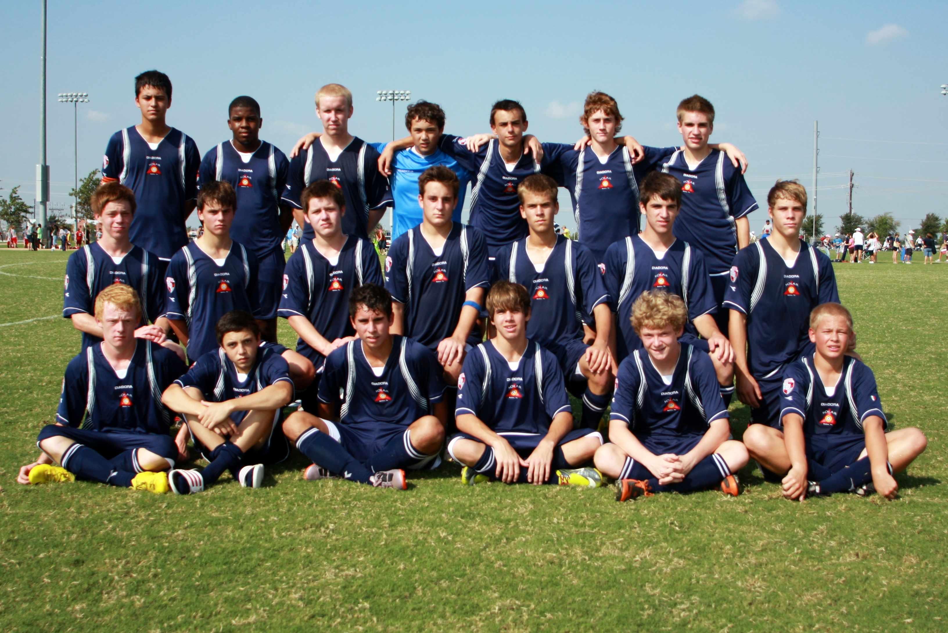Solar Blue '95 - 2010.2011