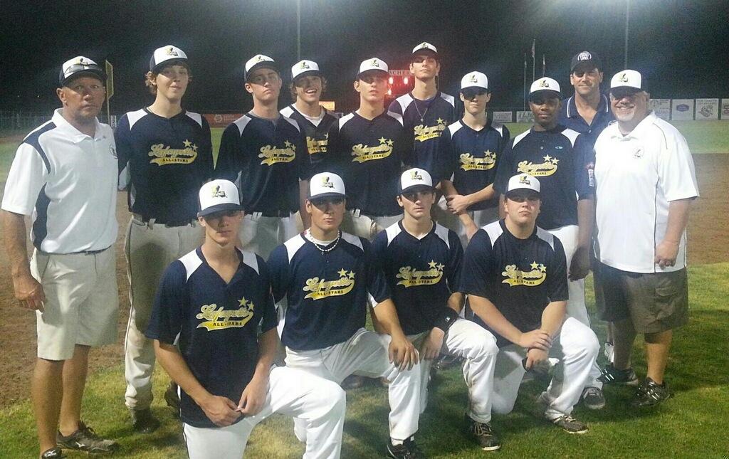 Senior All Stars 2014