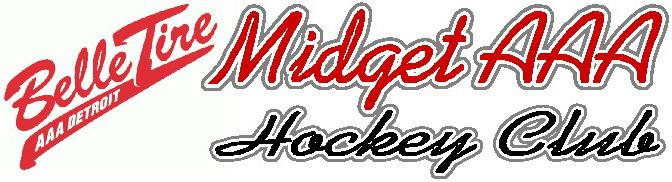 Detroit Belle Tire Midget AAA Hockey Club