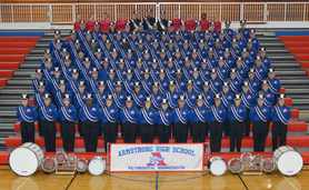 2018 AHS Marching Band